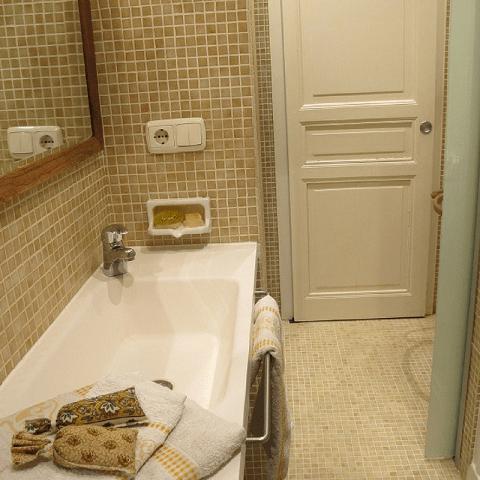 reforma baño gresite ezarridiseño interiores reformas decoración