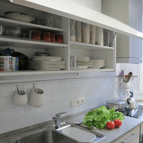 muebles cocina diseño interiores reformas decoración