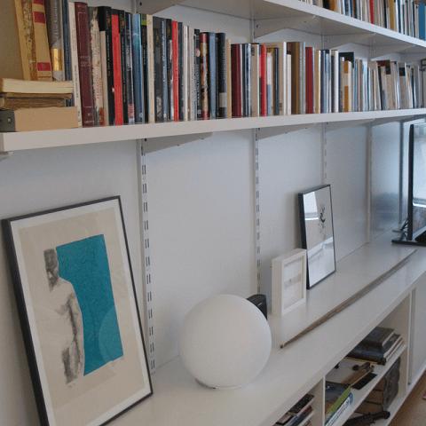 librerías baratas a medida diseño interiores reformas decoración