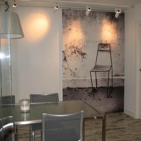 puerta corredera diseño interiores reformas decoración