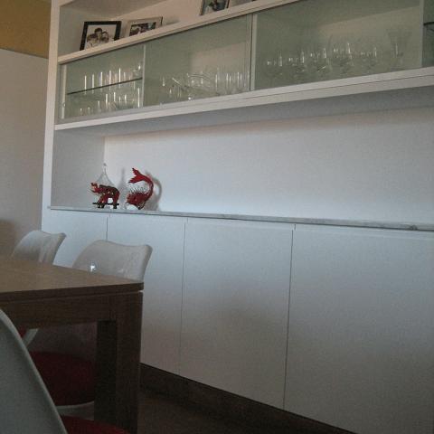librerías a medida diseño interiores reformas decoración