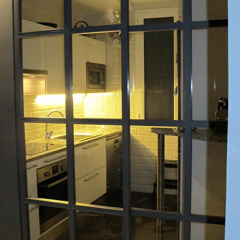 cierre cocina interiorismo reformas instalación viviendas todos los estilos