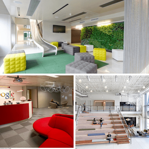diseño resimercial oficinas empresas digitales