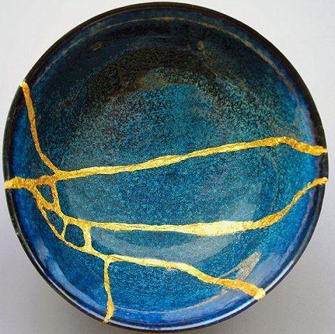 wabi sabi kintsugi resiliencia equilibrio belleza imperfecta