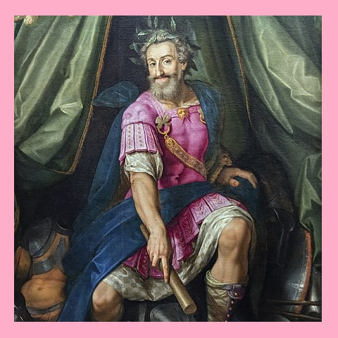 El poder de los colores en nuestra vida cotidiana Enrique IV rey de Francia