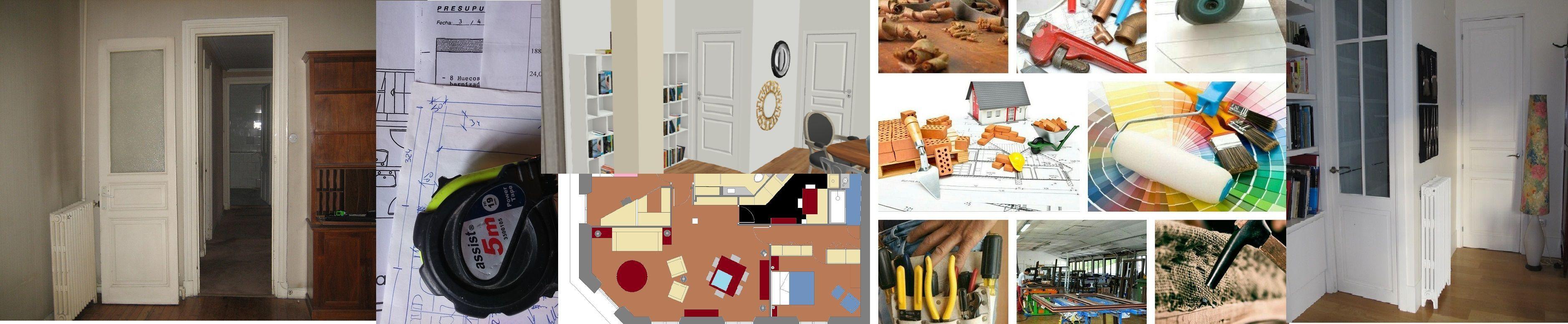 proyectos reformas decoración san sebastian